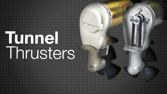 Yacht Thruster i-Thrust Tunnel Boat Thrusters